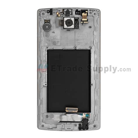Lcd Touchscreen Frame Lg G4 Stylus H540 Complete lg g4 f500 lcd assembly with front housing black etrade supply