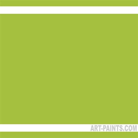 what color is citron citron green americana writers foam and styrofoam paints