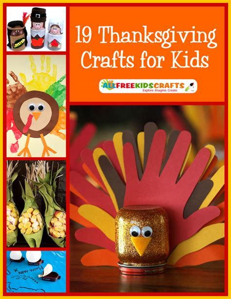free thanksgiving craft ideas for 19 thanksgiving crafts for allfreekidscrafts