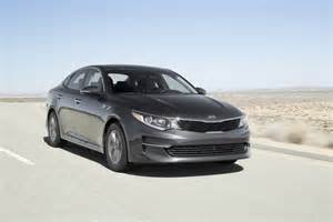 Kia Optama 2016 Kia Optima Lx 1 6t Test Review Motor Trend