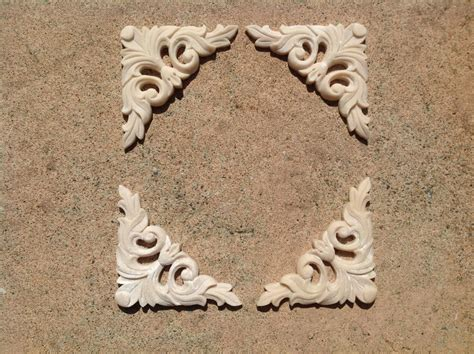 french provincial shabby vintage chic furniture applique