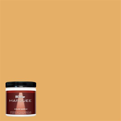 behr marquee 8 oz mq4 11 llit interior exterior paint sle mq30416 the home depot