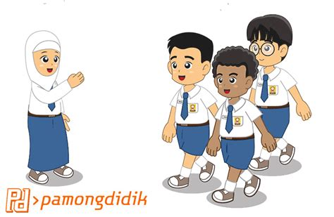 Buku Pendidikan Karakter Nabawiyah Pendidikan Karakter Anak Smp kumpulan animasi untuk media pembelajaran pamong didik