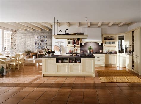 arredamento country chic le cucine country chic e l arredo