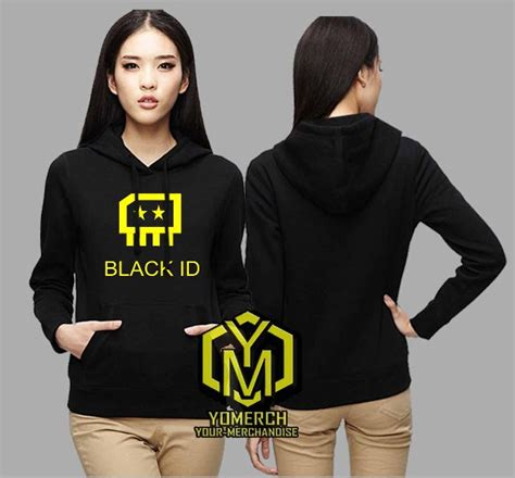 Jaket Sweater Hoodie Keren Fashion Id Jual Jaket Sweater Hoodie Black Id Logo Simple Keren Must