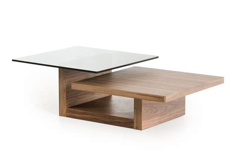 wood coffee table modern wood balance coffee table modern furniture brickell