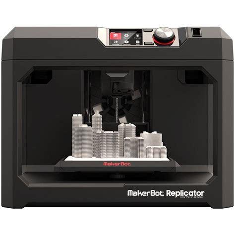 is makerbot replicator possibly the best home 3d printer