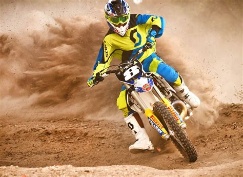 first motocross race husky mx nats team launched