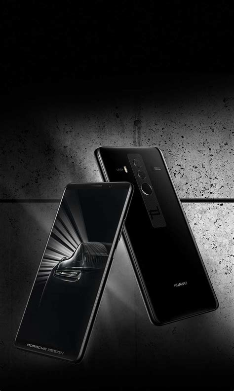porsche design mate porsche design huawei mate 10 luxury android phone