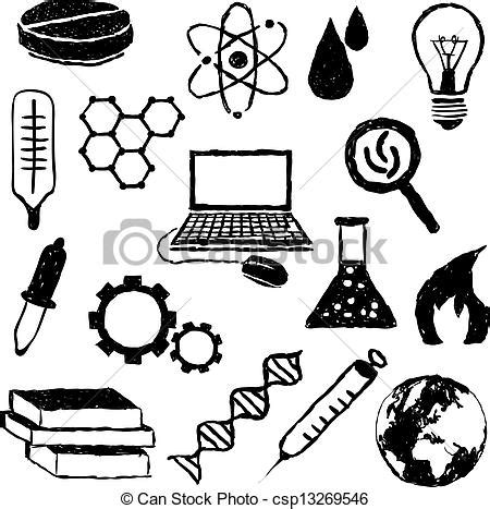 doodle science login eps vector of doodle science images csp13269546 search