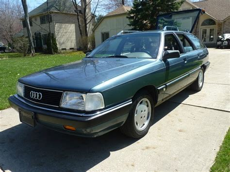 how to learn about cars 1989 audi 100 free book repair manuals 1989 audi 100 avant german cars for sale blog