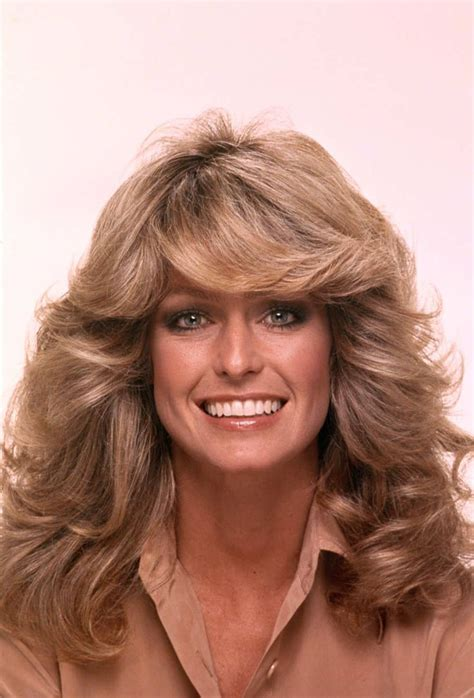 Hairstylist Giving A Customer The 1970 S Feathered Look | 16 best valerie bertinelli images on pinterest valerie