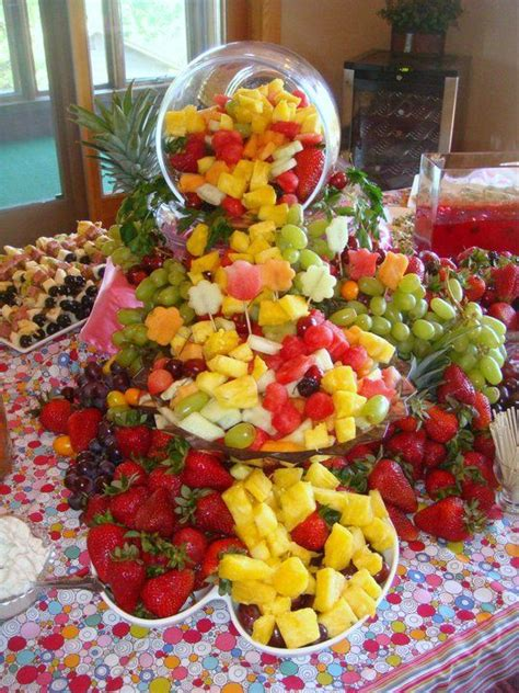 1000 ideas about fruit tables 1000 ideas about fruit display tables on bbq