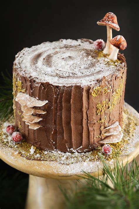 Stump Decorations Mulled Wine Stump De No 235 L Cake And A Ridge Runner Wood