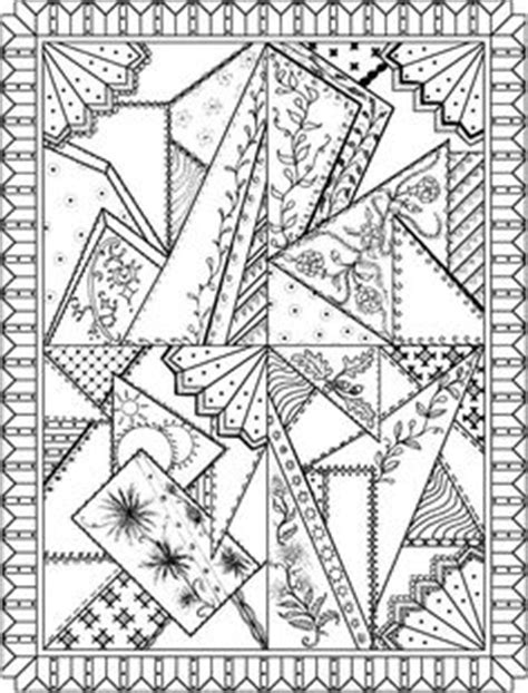 free quilt coloring pages for adults coloring pages on pinterest dover publications coloring