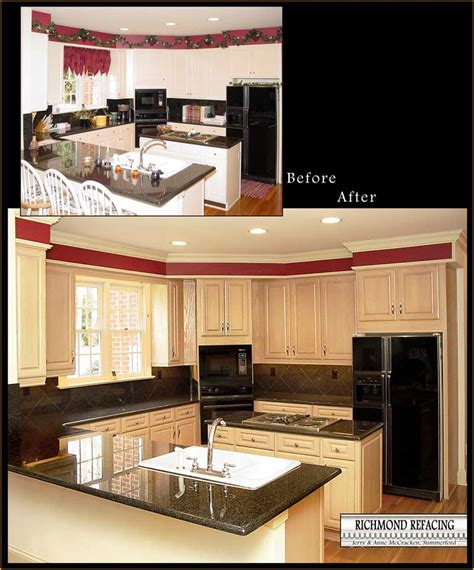 cabinet refacing richmond va reface cabinets 14 kitchen cabinet refacing denver