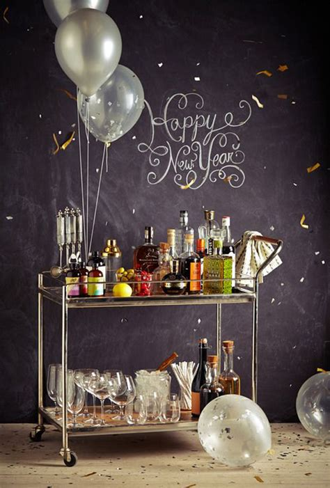 new year home decoration ideas 20 wonderful new year eve party ideas home design and