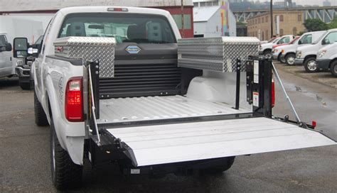 Truck Accessories On Godwin Steel Dump Bodies Allegheny Ford Truck Sales