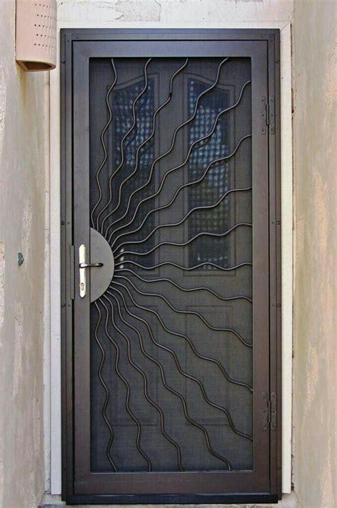 pin  nagesh  steel grill door steel security doors