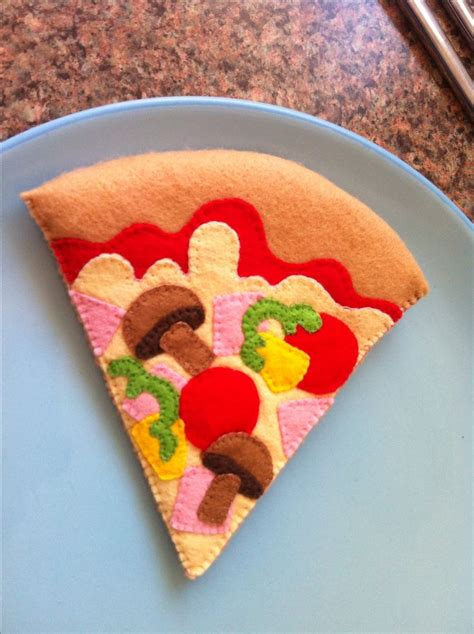 pattern for felt pizza the 25 best felt pizza ideas on pinterest felt food