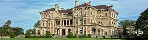 Italian House Plans by The Breakers Newport Mansions