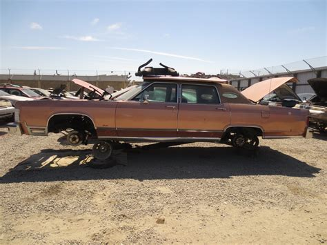 1978 lincoln town car parts junkyard find 1979 lincoln continental town car the