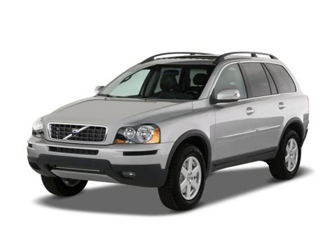 2008 volvo xc90 reviews 2008 volvo xc90 review ratings specs prices and photos