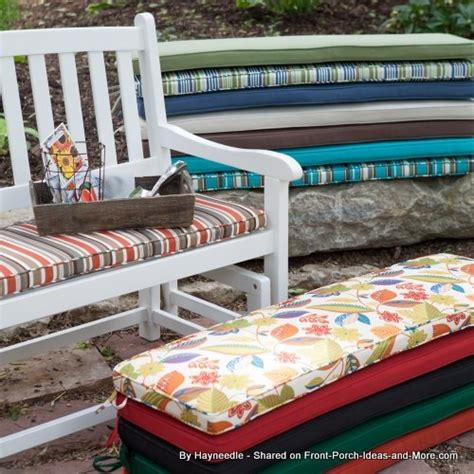 porch swing pads porch swing cushions help keep your hiney happy