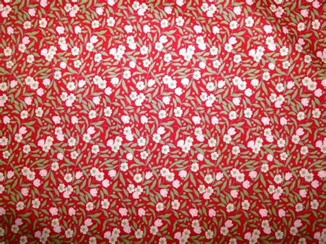 Printed Reds by Pima Cotton Lawn Floral Printed Cotton Fabric