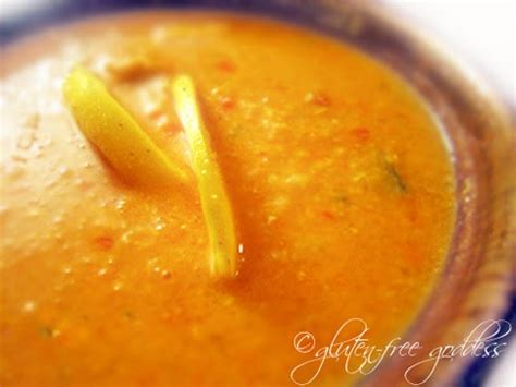 Detox Soup Vegetarian by Gluten Free Goddess Recipes Mulligatawny Detox Soup