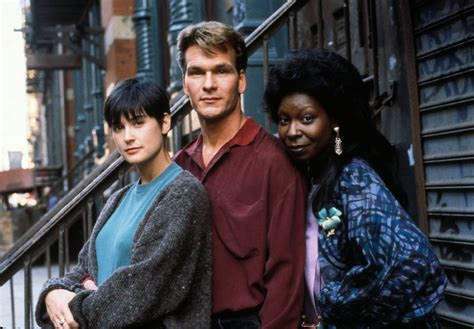 film ghost pictures celebrities movies and games demi moore ghost 1990