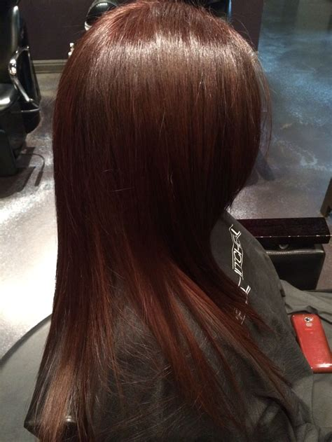 how to dye hair mahogany over the counter 17 best images about red head on pinterest ombre colors