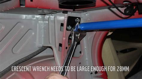 ipd volvo rear chassis brace installation instructions    models  youtube