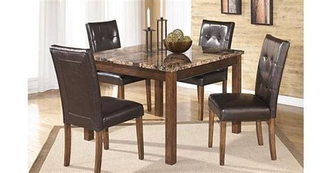 warm brown formal dining room sets for 8 with glass door warm brown theo dining room table and chairs set of 5