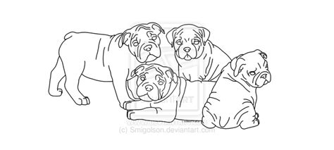 litter of puppies coloring pages english bulldog puppy coloring pages coloring pages