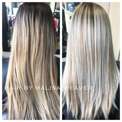 platnim blonde hair after 50 173 best images about my work hair stylist on pinterest