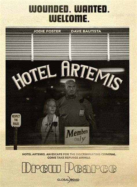 hotel artemis  dvdrip full movies