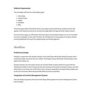 Free Templates For Proposals by Templates 140 Free Word Pdf Format