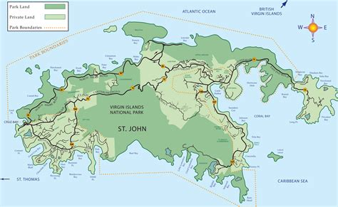 map of st islands all island st island map