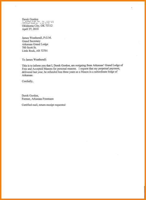 Resignation Letter Sl by 15 Unappreciated Quit Letter Xavierax
