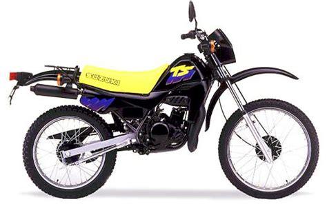 Suzuki Ts 50 Aufkleber by Suzuki Ts50 Model History