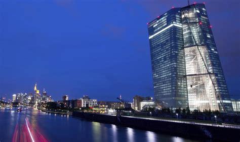 sede bce il nuovo grattacielo della bce un ufficio da 1 3 miliardi