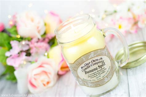 Our Own Candle Company New York our own candle company boutique