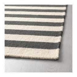 stockholm 2017 rug flatwoven handmade striped grey