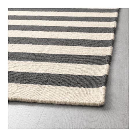striped rug ikea stockholm 2017 rug flatwoven handmade striped grey 250x350 cm ikea