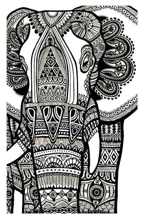 coloring pages for adults of elephants to print this free coloring page 171 coloring elephant te