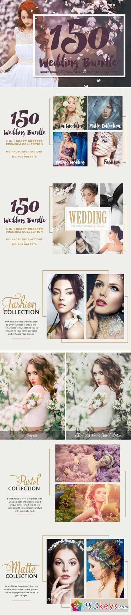 The Best Wedding Photoshop Actions 397418 » Free Download
