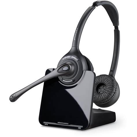 Headset Plantronics plantronics cs520 wireless headset system 84692 01 b h photo