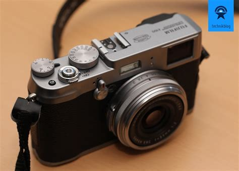 Kamera Fujifilm Retro testbericht fujifilm finepix x100 lichtstarke retro kamera