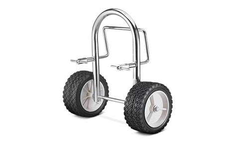 small boat trailer wheels do you dip your boat trailer in the water take a look here
